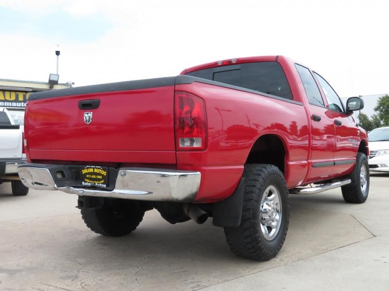 Dodge Ram 2500 2006 price $9,995