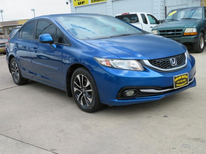 Honda Civic Sdn 2013 price $6,995