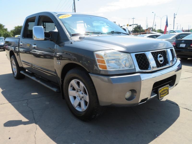 Nissan Titan 2004 price $6,995