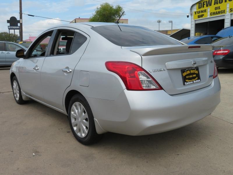 Nissan Versa 2014 price $6,995