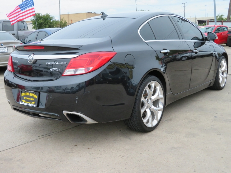 Buick Regal 2012 price $6,995