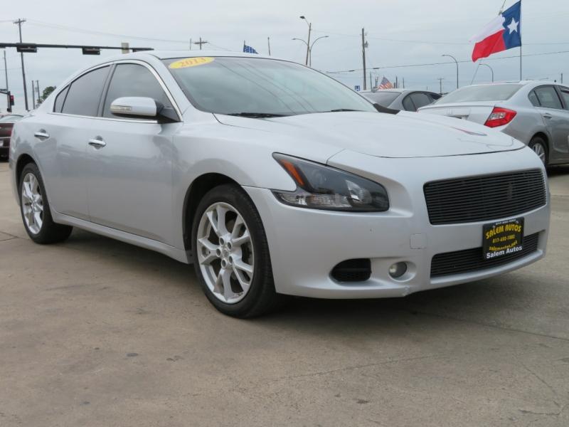 Nissan Maxima 2013 price $9,995