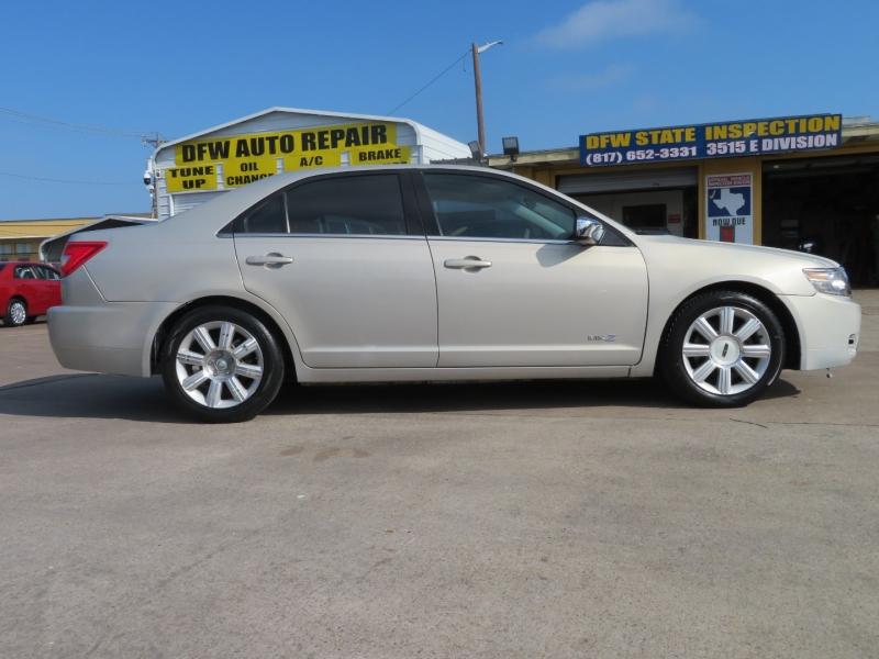 Lincoln MKZ 2009 price $5,995