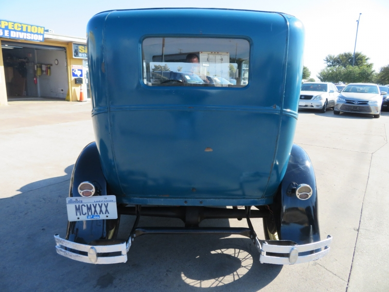 Ford model A 1930 price $16,000