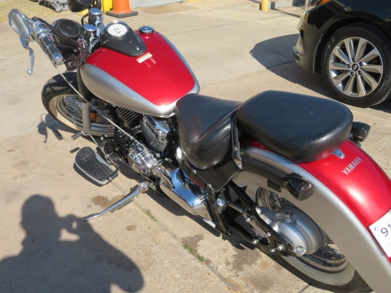 Yamaha XVS 2005 price $3,995