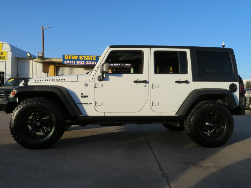 Jeep Wrangler Unlimited 2013 price $28,995
