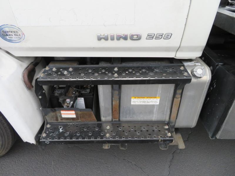- HINO 258/268 2016 price $45,000
