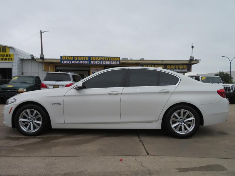 BMW 5-Series 2014 price $17,995