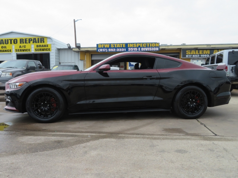 Ford Mustang 2017 price $17,995