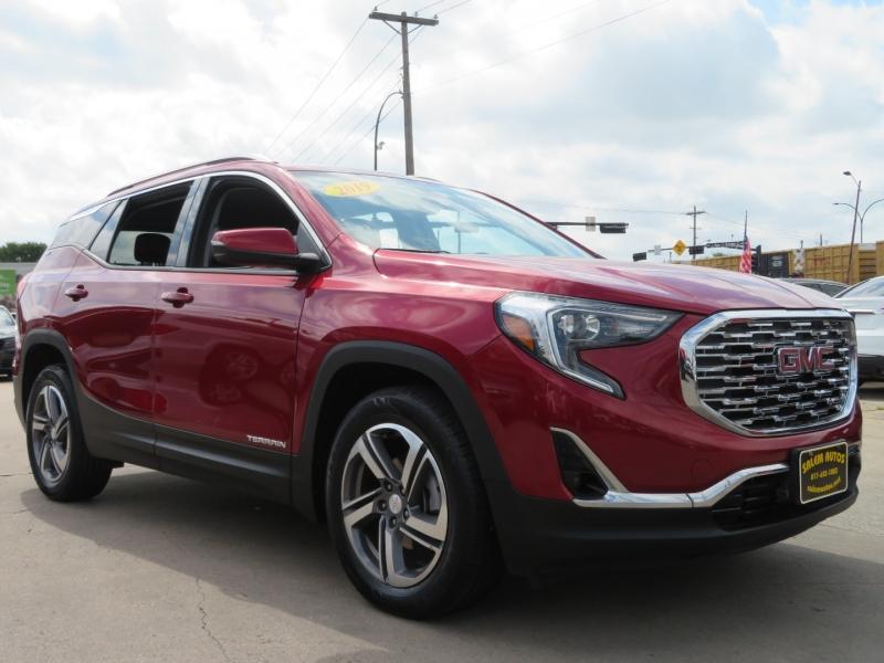 GMC Terrain 2019 price $23,995