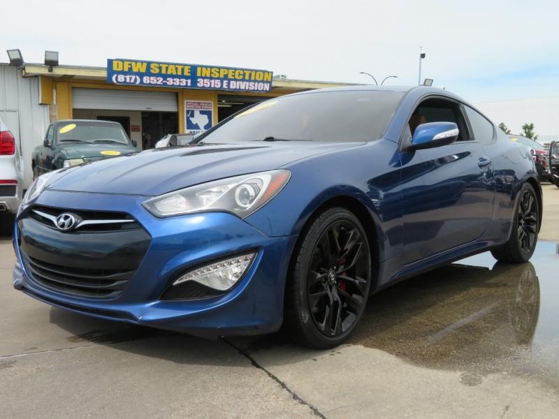 Hyundai Genesis Coupe 2016 price $19,995