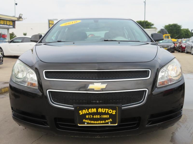 Chevrolet Malibu 2010 price $6,995