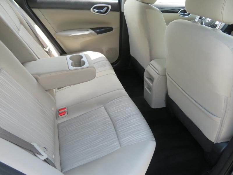 Nissan Sentra 2017 price $14,995
