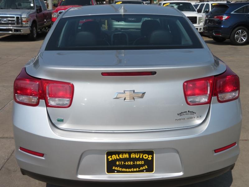Chevrolet Malibu Limited 2016 price $14,995