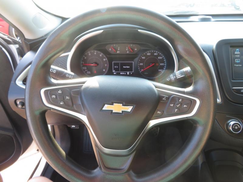 Chevrolet Malibu 2017 price $15,995