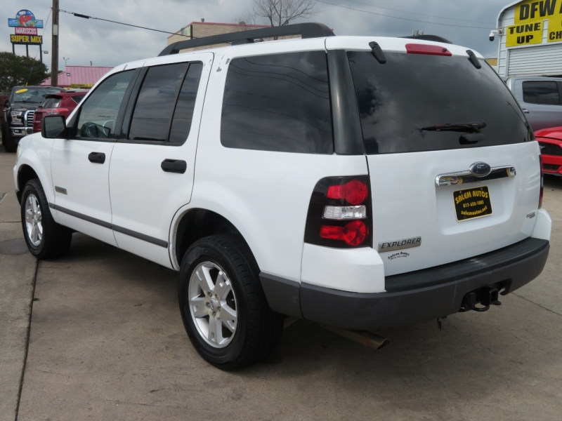 Ford Explorer 2006 price $4,500