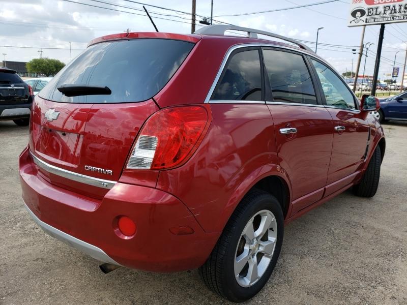 Chevrolet Captiva Sport Fleet 2014 price $9,600