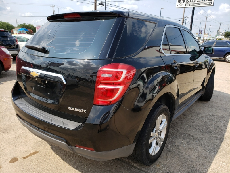 Chevrolet Equinox 2016 price $12,500