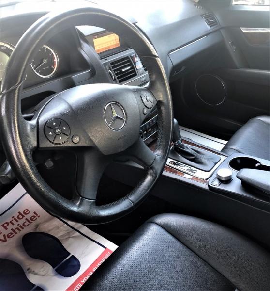 Mercedes-Benz C-Class 2009 price $10,500