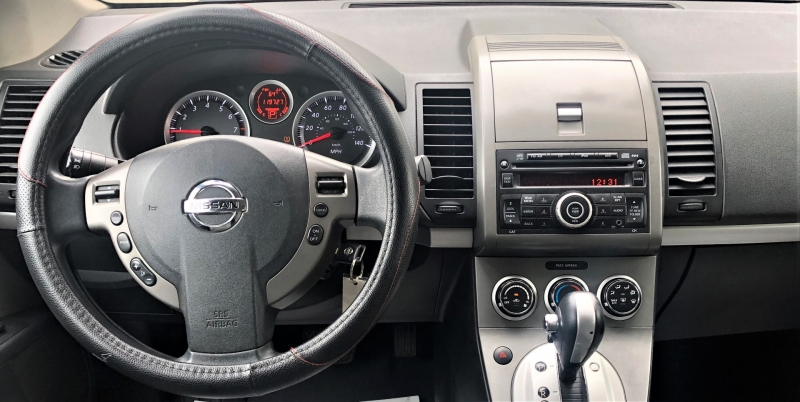 Nissan Sentra 2012 price $8,900