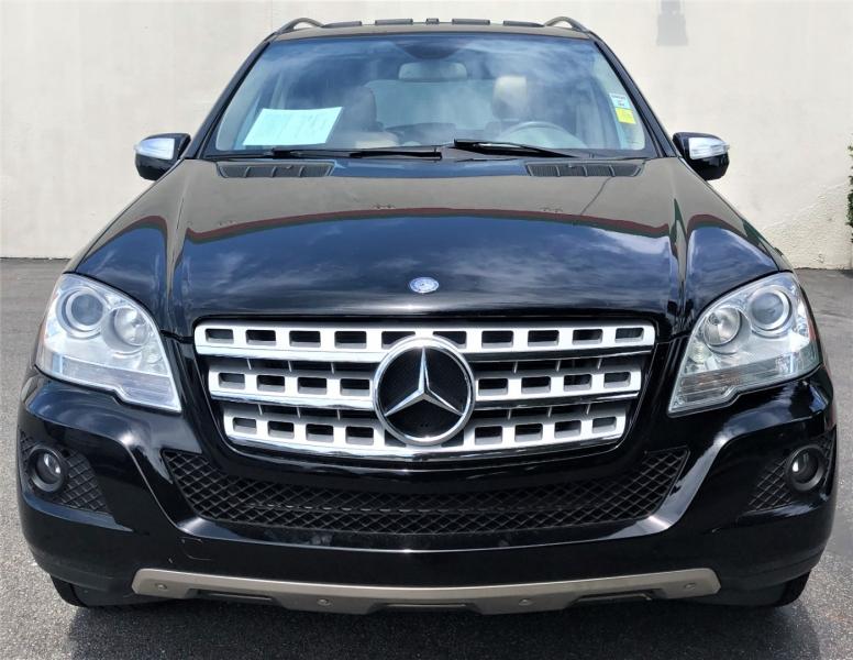 Mercedes-Benz M-Class 2010 price $11,500