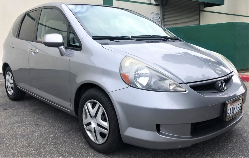 Honda Fit 2007 price $7,900
