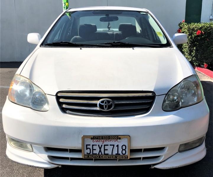Toyota Corolla 2004 price $6,500