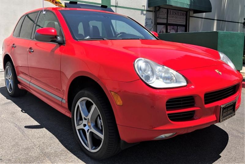 Porsche Cayenne S 2006 price $12,900