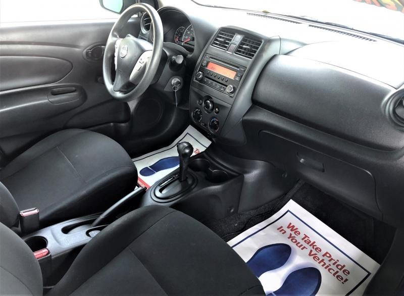 Nissan Versa 2015 price $9,900
