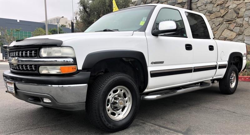 Chevrolet Silverado 1500HD 2001 price $11,900
