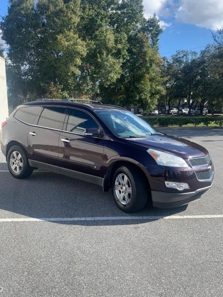 Chevrolet Traverse 2010 price $4,990