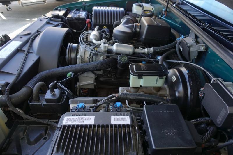 Chevrolet C/K 1500 1998 price $18,600