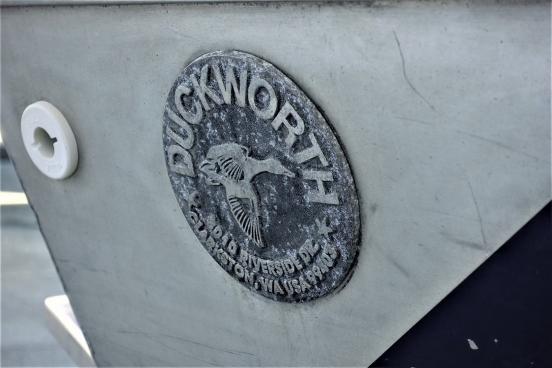 Duckworth Magnum 21 Jet 1988 price $26,500
