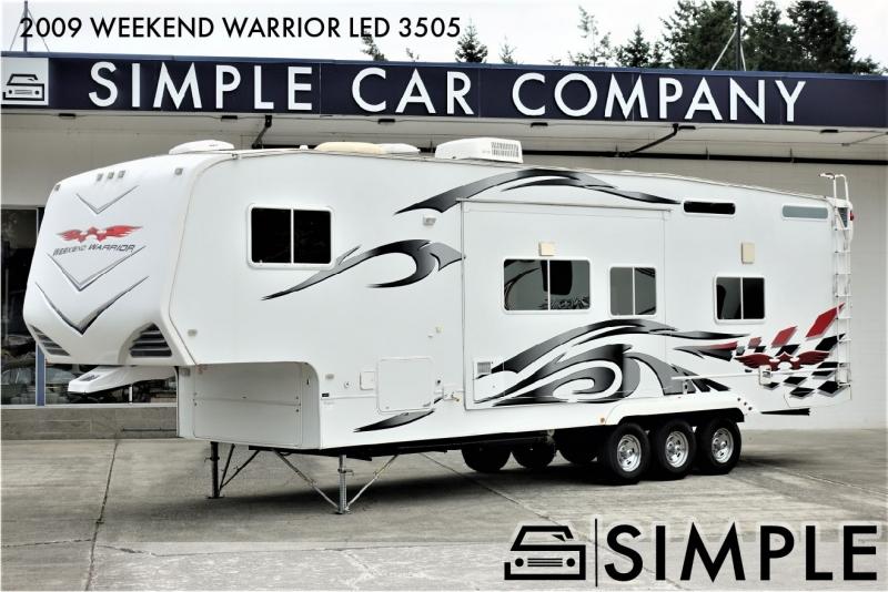 Weekend Warrior LED 3505 2009 price $28,800