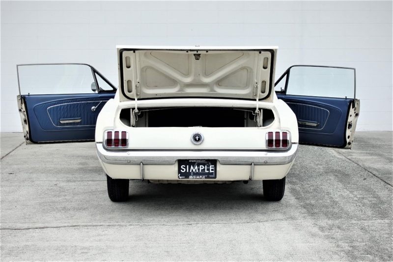 Ford Mustang 1965 price $19,500