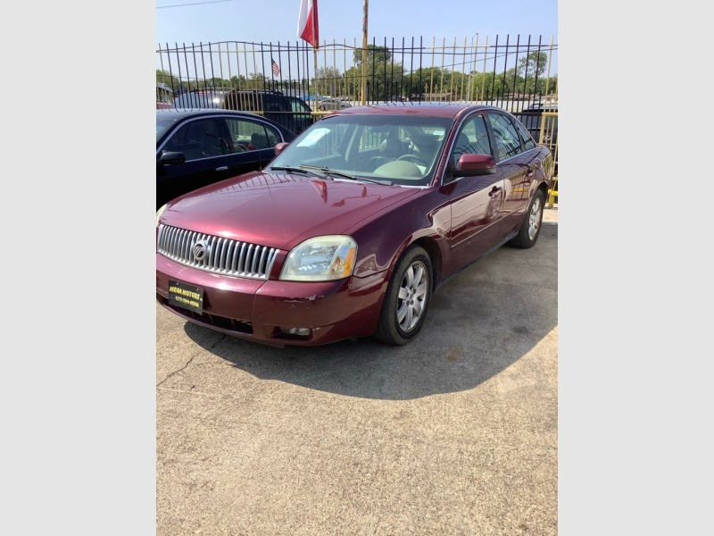 MERCURY MONTEGO 2006 price $825