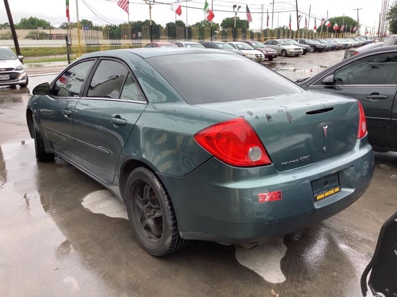 PONTIAC G6 2009 price $600