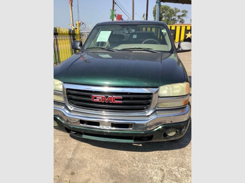GMC NEW SIERRA 2004 price $1,525