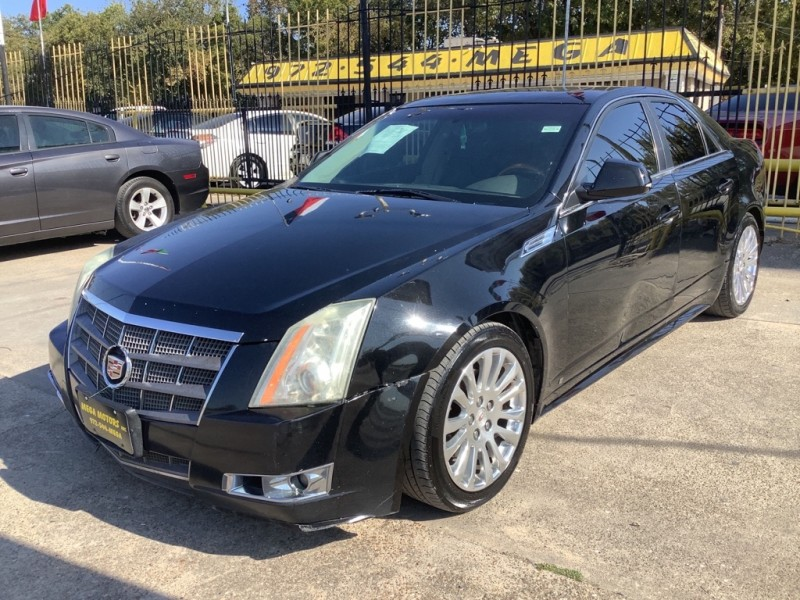 CADILLAC CTS 2010 price $1,500 Down