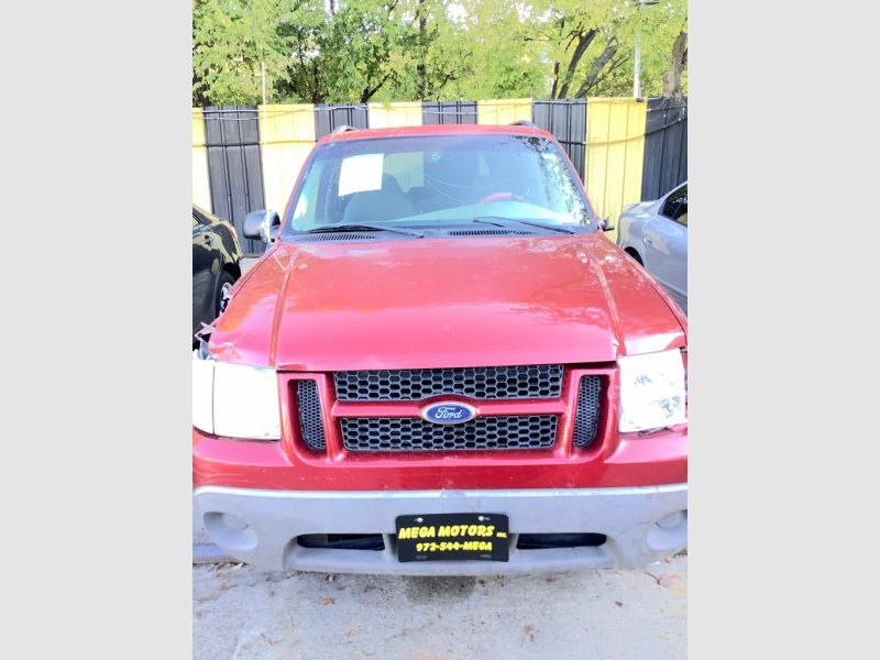 FORD EXPLORER 2002 price $400