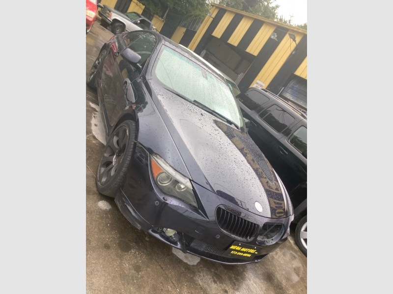 BMW 650 2006 price $2,025
