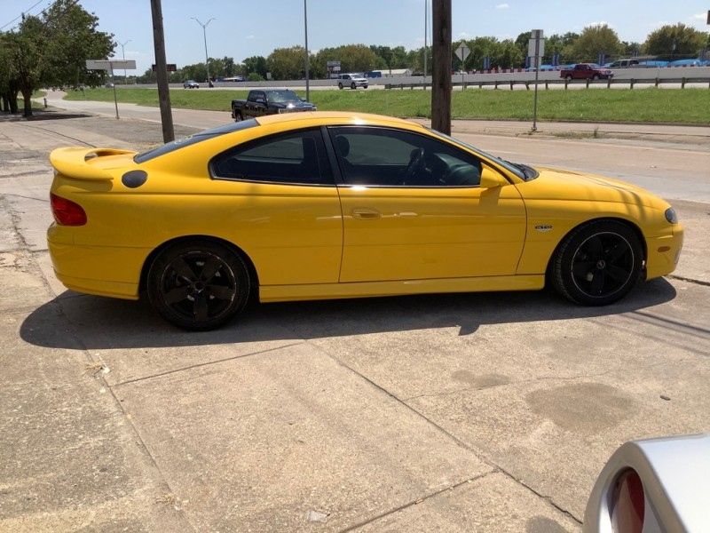 PONTIAC GTO 2004 price $3,025