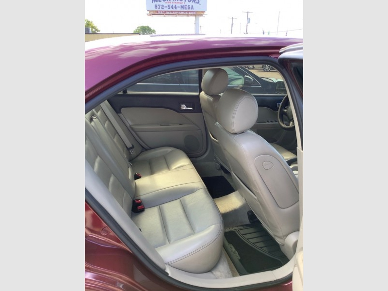FORD FUSION 2006 price $825
