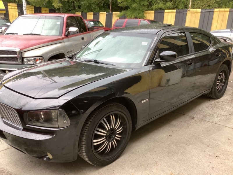 DODGE CHARGER 2006 price $2,025
