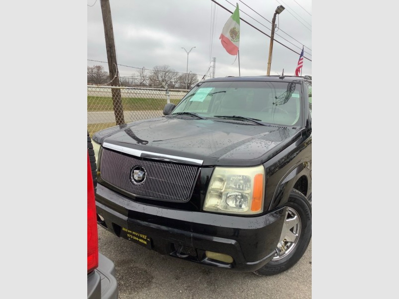 CADILLAC ESCALADE 2003 price $1,025