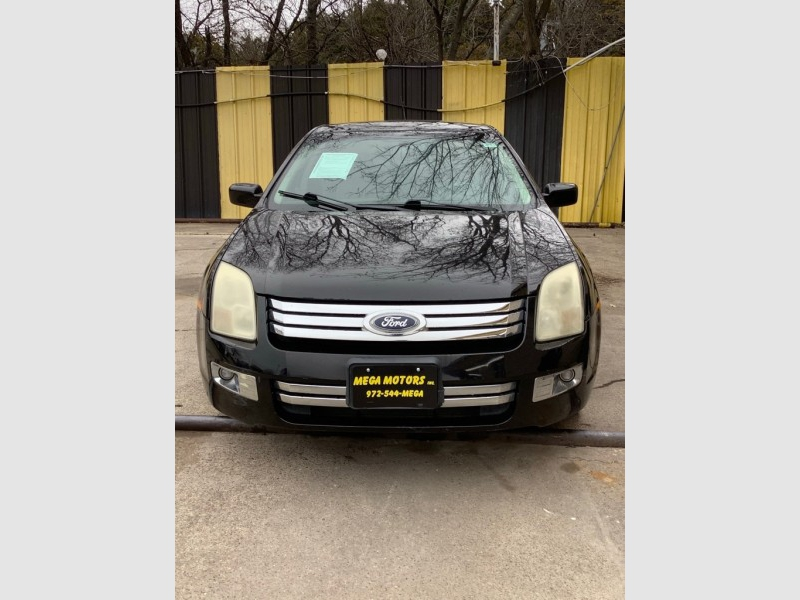 FORD FUSION 2007 price $1,025