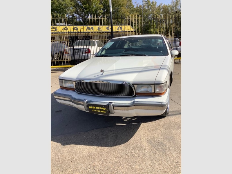 BUICK ROADMASTER 1993 price $1,525