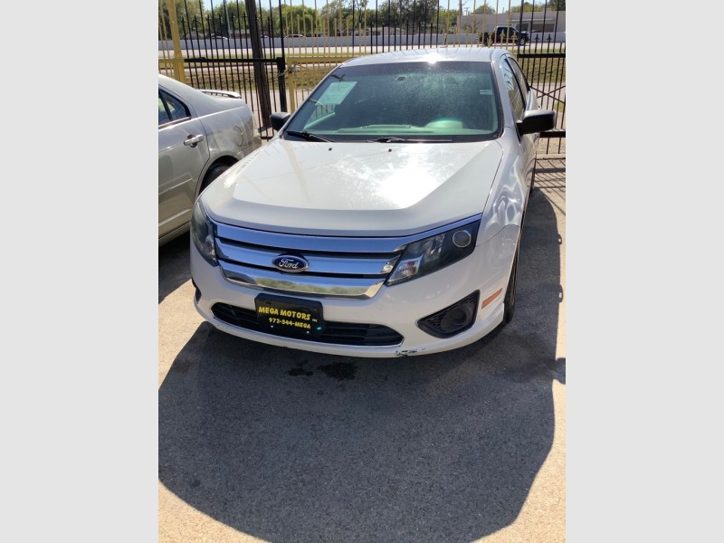 FORD FUSION 2012 price $1,025