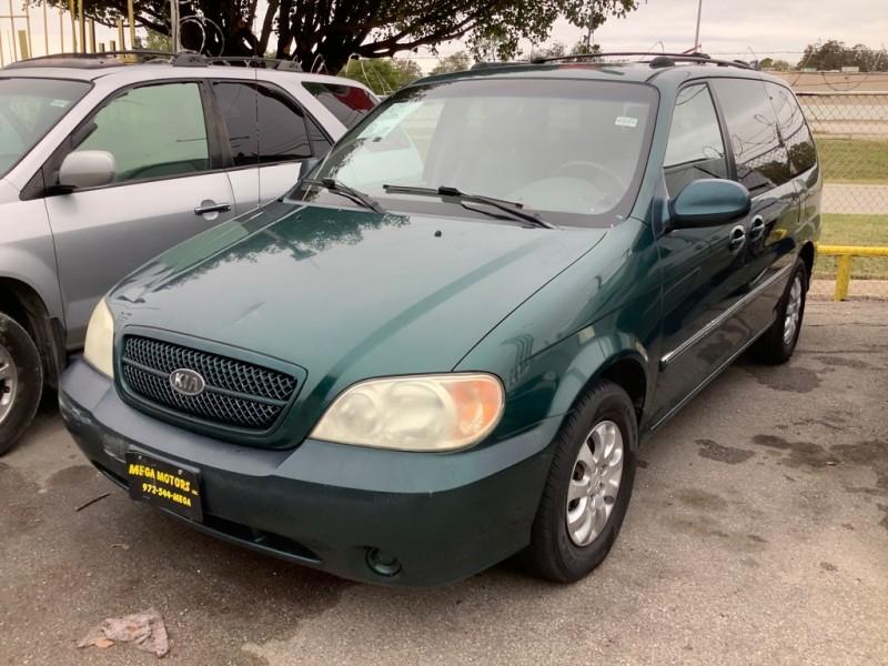 KIA SEDONA 2005 price $825