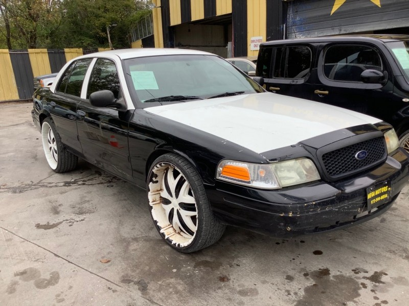 FORD CROWN VICTORIA 2010 price $1,025